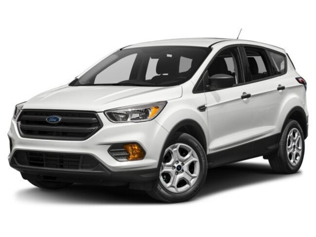 New 2018 Ford Escape SEL SEL FWD San Mateo, California