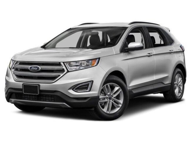2018 Ford Edge EDGE AWD-TITAN