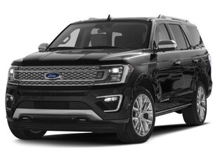 2018 Ford Expedition Plat WAGON
