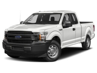 2018 Ford F-150 STX Super Cab