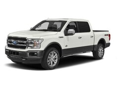 2018 Ford F-150 4WD Supercrew 5.5 Box Truck