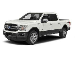 2018 Ford F-150 Lariat 4WD Supercrew 5.5 Truck SuperCrew Cab