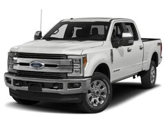 New 2018 Ford F-250 King Ranch Crew Cab Lubbock