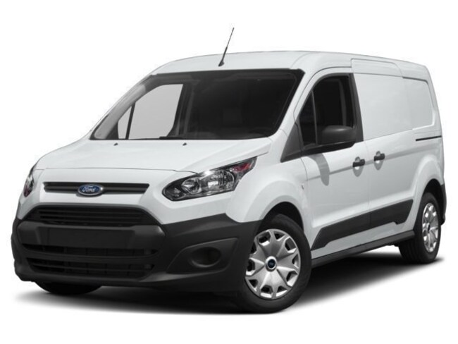 New 2018 Ford Transit Connect Van XLT XLT LWB w/Rear Symmetrical Doors San Mateo, California