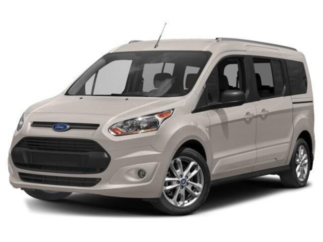 New 2018 Ford Transit Connect Wagon XLT XLT LWB w/Rear Liftgate San Mateo, California