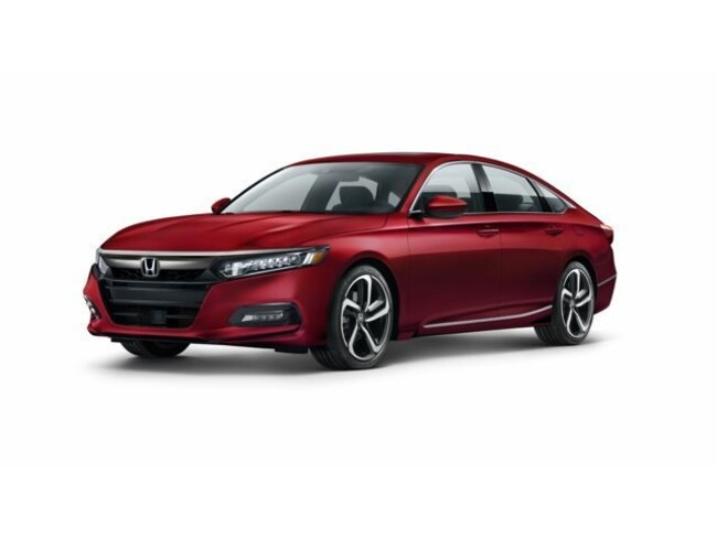2018 Honda Accord Sport 2.0T Sedan Shelburne VT