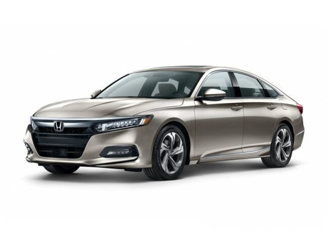 New 2018 Honda Accord EX-L 2.0T w/Navi Sedan Gardena, CA