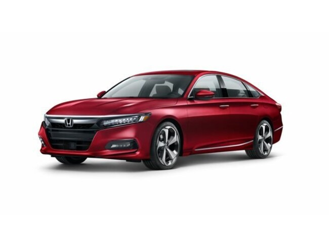 New Honda 2018 Honda Accord Touring 2.0T Sedan for sale in Toledo