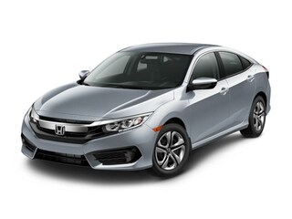 2018 Honda Civic Sedan LX Car