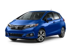 New Honda vehicles 2018 Honda Fit EX-L Hatchback for sale near you in Scranton, PA