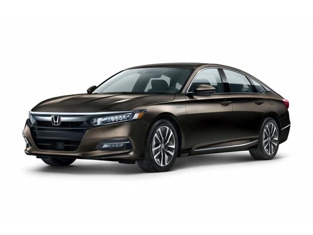 New 2018 Honda Accord Hybrid EX L For Sale In Poughkeepsie NY | VIN:  1HGCV3F54JA016184