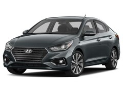 2018 Hyundai Accent SE Sedan Manual Car