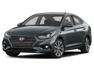 2018 Hyundai Accent 4DR AT GL