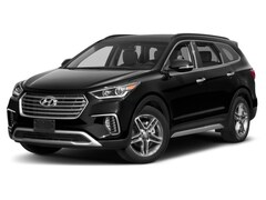 New 2018 Hyundai Santa Fe SE Ultimate SUV in Garden Grove