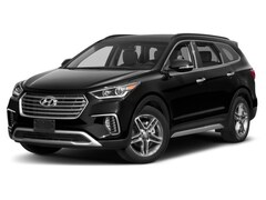 New 2018 Hyundai Santa Fe SE Ultimate SUV St Paul