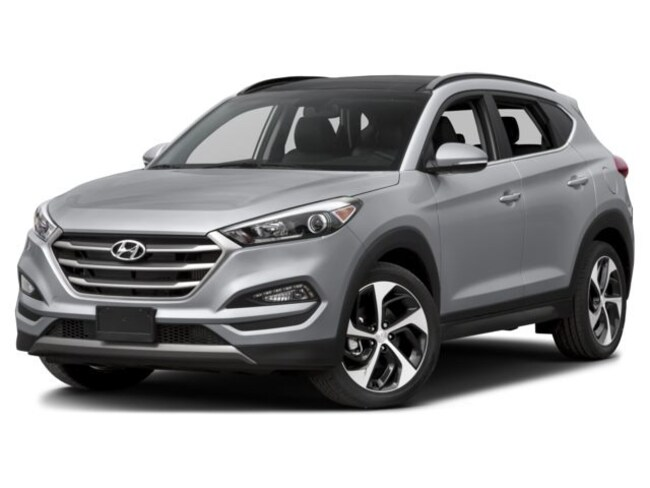 New 2018 Hyundai Tucson Limited SUV For Sale in Gastonia, NC