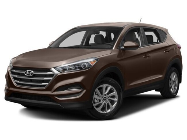 New 2018 Hyundai Tucson SEL Plus SUV near Salt Lake City