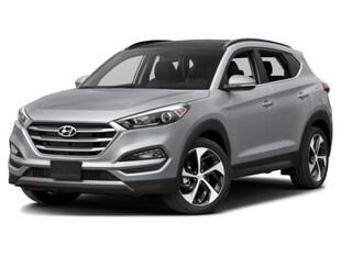 2018 Hyundai Tucson Limited All-wheel Drive SUV