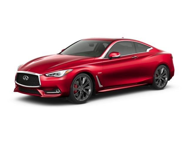 New 2018 INFINITI Q60 3.0t Red Sport 400 Coupe For Sale In Boston MA