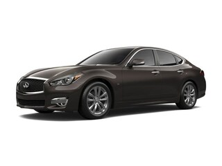 2018 INFINITI Q70 3.7X Sedan