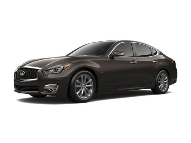 New 2018 INFINITI Q70 3.7X Sedan for sale in Boston MA