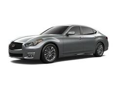 2018 INFINITI Q70L 3.7X LUXE Sedan