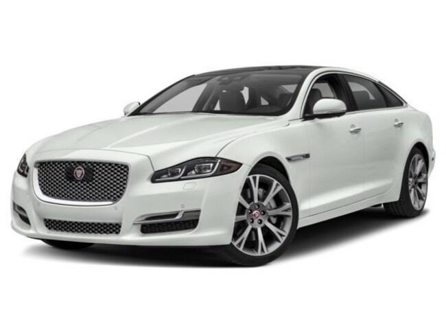 2018 Jaguar XJ XJL Portfolio Sedan