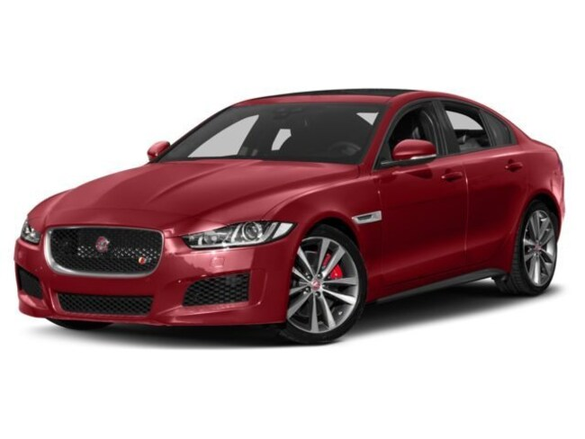 new 2018 jaguar xe s in troy mi | vin: sajam4fv3jcp21417