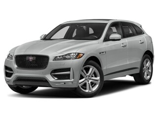 Used 2018 Jaguar F-PACE 25t R-Sport Sport Utility in Thousand Oaks, CA