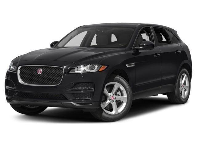 2018 Jaguar F-PACE 30t Premium SUV Greensboro North Carolina