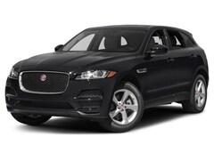 Certified Used 2018 Jaguar F-PACE SUV Greensboro North Carolina