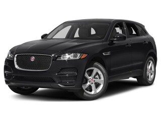 Used 2018 Jaguar F-PACE 30t Premium Sport Utility in Thousand Oaks, CA