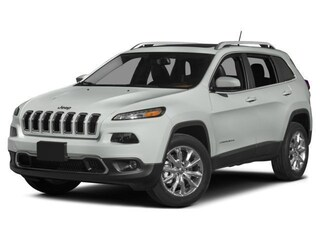 Certified Pre-Owned 2018 Jeep Cherokee Limited 4x4 SUV Wasilla, AK