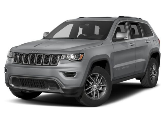 New 2018 Jeep Grand Cherokee Limited 4x4 SUV Spokane