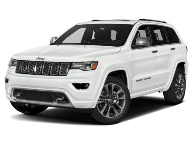 New 2018 Jeep Grand Cherokee OVERLAND 4X4 Sport Utility in Martinsburg