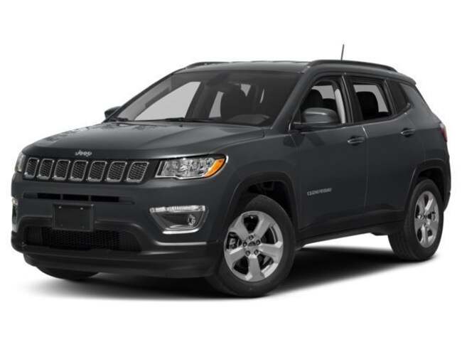 New 2018 Jeep Compass Limited FWD SUV In Charlotte