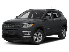 Certified Pre-Owned 2018 Jeep Compass Limited 4x4 SUV 3C4NJDCB4JT232936 for sale in Mt Pleasant, MI