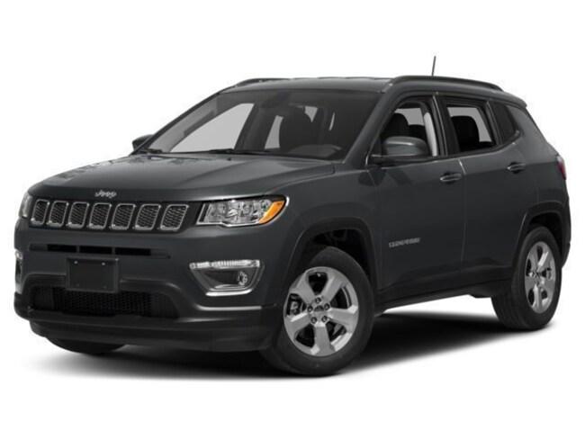 Used 2018 Jeep Compass Limited SUV Massena