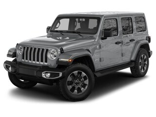 2018 Jeep All-New Wrangler Unlimited Rubicon SUV