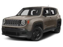 2018 Jeep Renegade SPORT 4X4 SUV