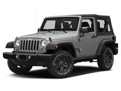 2018 Jeep Wrangler JK WILLYS WHEELER W 4X4 Sport Utility