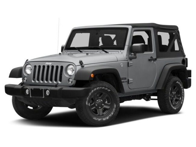 New 2018 Jeep Wrangler JK Sport SUV in Martinsburg
