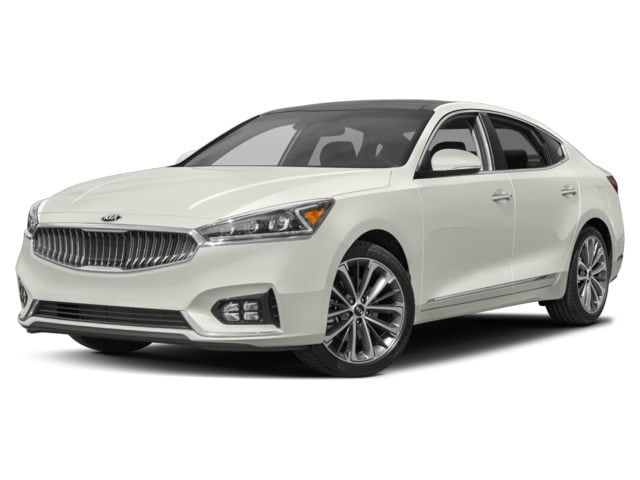 2018 Kia Cadenza Technology