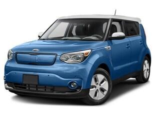 2018 Kia Soul EV Hatchback
