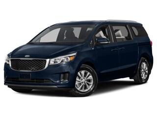 New 2018 Kia Sedona EX Van Passenger Van KNDMC5C16J6406146 for sale in Delray Beach at Grieco Kia of Delray Beach