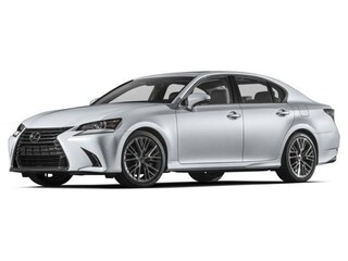 2018 LEXUS GS 350 F Sport Sedan