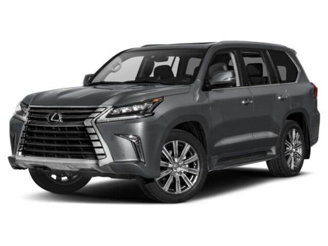 New 2018 LEXUS LX 570 Two-Row SUV