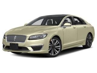 New 2018 Lincoln MKZ Reserve Sedan Z556 in Norwood, MA