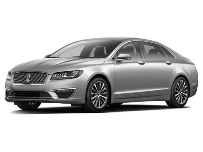 New 2018 Lincoln MKZ Hybrid Sedan Near Detroit