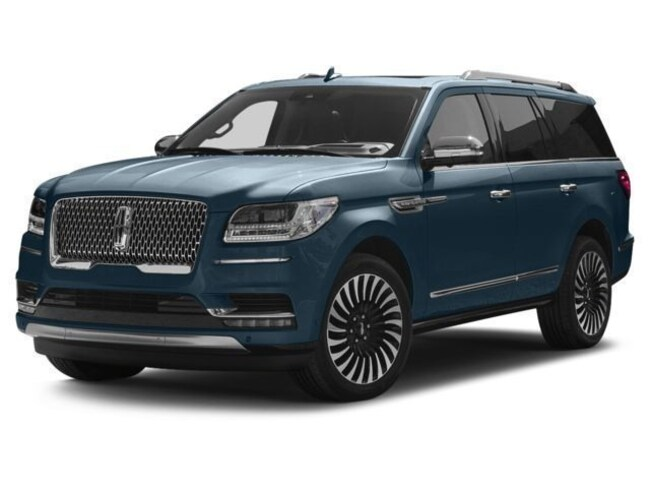 New 2018 Lincoln Navigator Black Label SUV in Cathedral City, CA